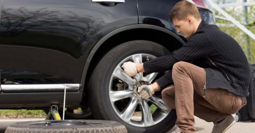 Можем ли сами да сменим гумите си?