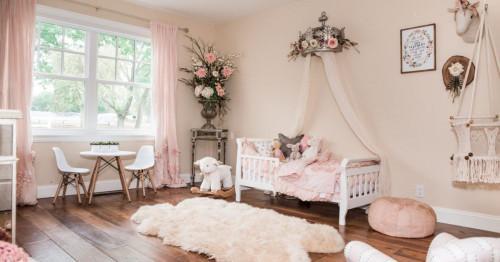 Как да направим идеалната детска стая за момиче?