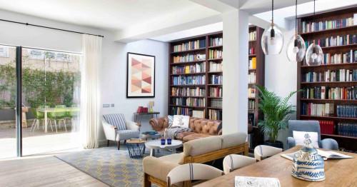 Библиотека в жилището – практични идеи за нейното организиране