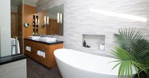 Превърни банята си в уютен мини спа център!
