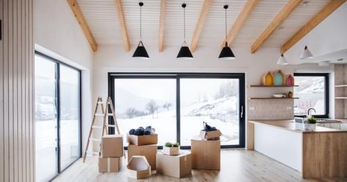 Откъде да започнем с декорацията в новия дом?