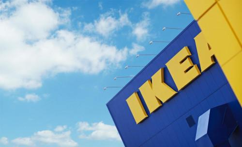 Новият магазин на ИКЕА