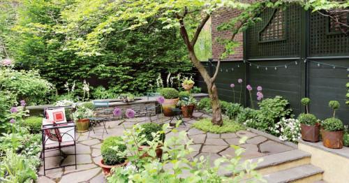 Да внесем стил в малката градина