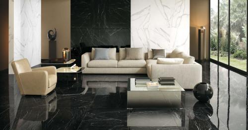 Черен под в интериора - възможност за разнообразни и стилни решения