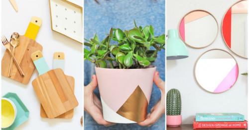 5 интригуващи начина да освежите облика на скучните предмети у дома