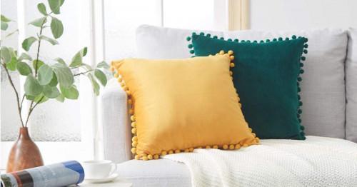 Декоративни възглавници - многофункционалност и красота в дома