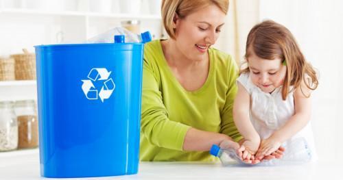 5 идеи как да направим рециклирането вкъщи по-ефективно и забавно
