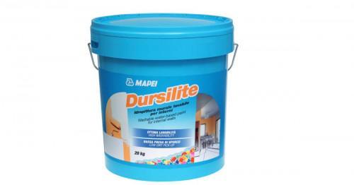 DURSILITE – миеща се боя от MAPEI