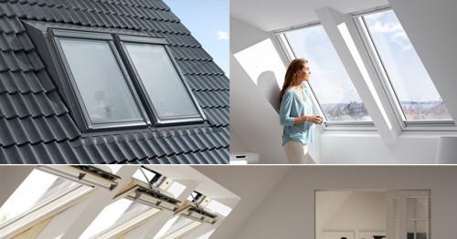 Комфорт и уют в дома с покривни прозорци VELUX