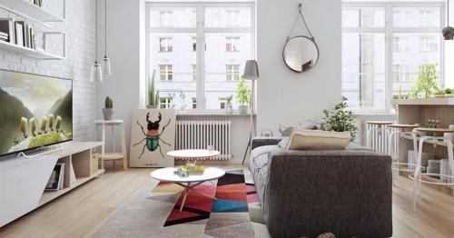 Как да постигнете красотата на скандинавския стил във вашия дом?