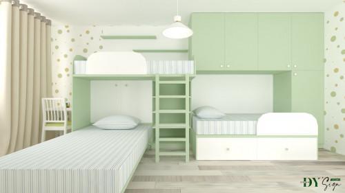 Детска стая Бригита