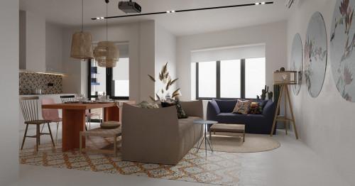 Поканете бохо стила в дома си