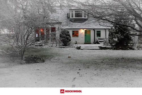 4 ефективни съвета от ROCKWOOL за топъл дом през зимата