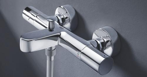 Термостатна технология. Термостaти GROHE - Grohtherm 800 Cosmopolitan и Grohtherm 1000 Performance