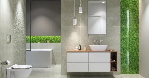 Как да оптимизирамe пространството в банята?