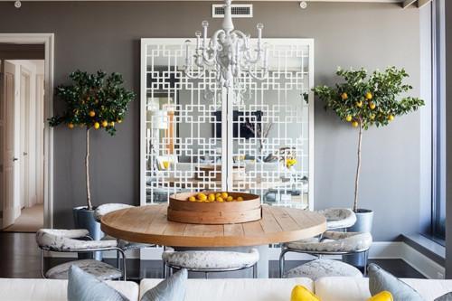 Декорации с вкус на лято с помощта на лимони