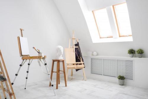 За художниците – как да създадем творческа обстановка у дома?