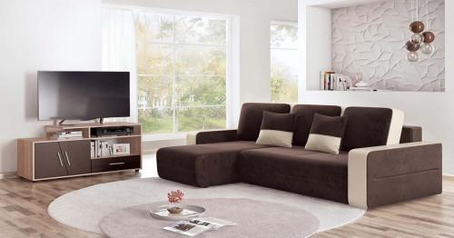 Как да декорираме пространството около телевизора така, че той да стане част от интериора