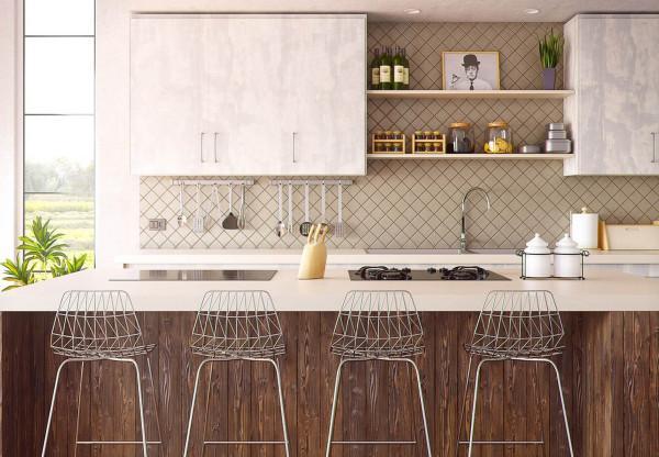 Кухнята в малките жилища