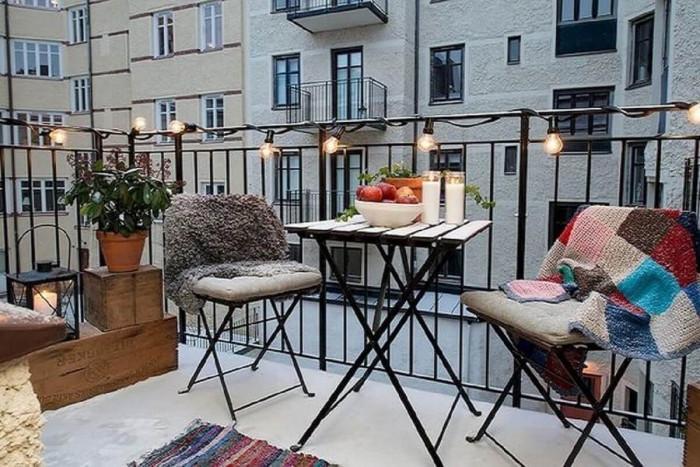 Как да превърнем обикновения балкон в райско местенце