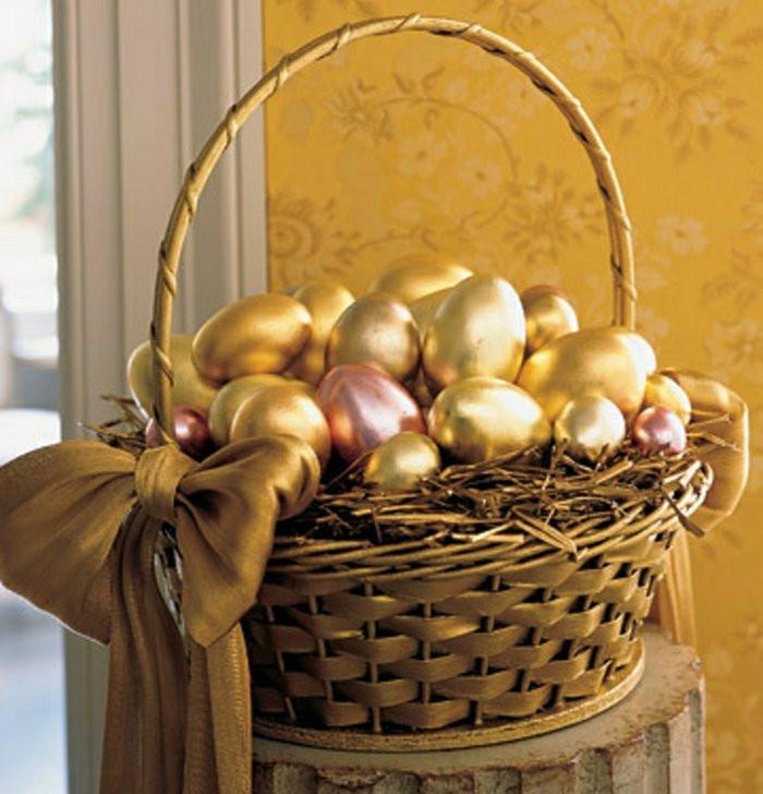 Как да си направим златни яйца