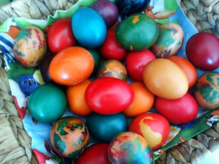 Две лесни техники за ефектни яйца