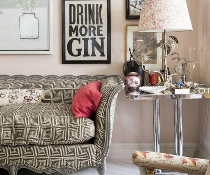 Как да внесем еклектичният стил в дома си с минимален бюджет