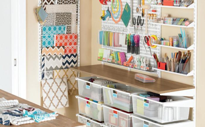 Направете си стена за окачане на предметите с неправилна форма