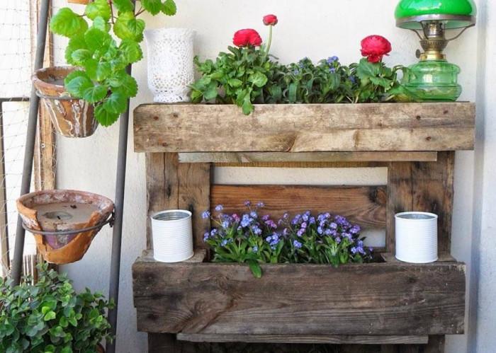 Аранжирайте вашата цветна градина