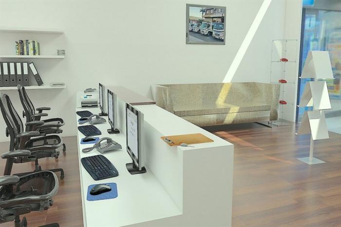 Организация на офиса