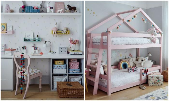 Детската стая - функционална и стилна