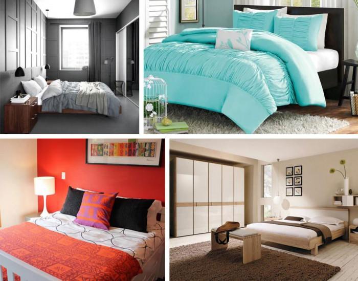 Кой е най-подходящият цвят за вашата спалня