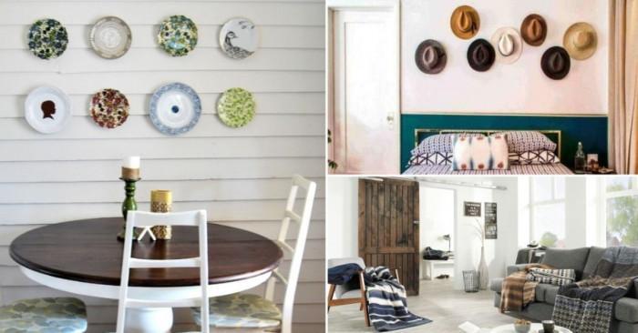 4 идеи за съхранение на вещи на видно място в дома ви