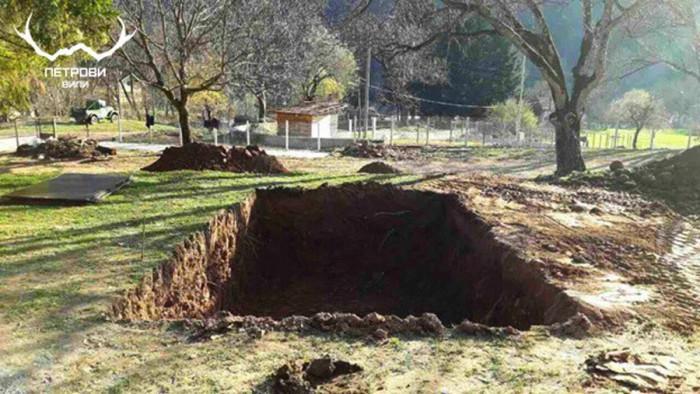Стъпка 1: Подгответе терена и направете изкоп