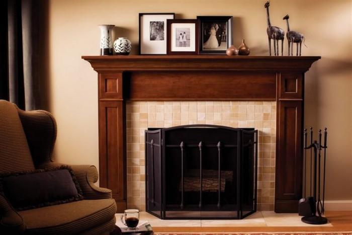 Камина със затворено огнище - задръжте за по-дълго топлината във вашия дом