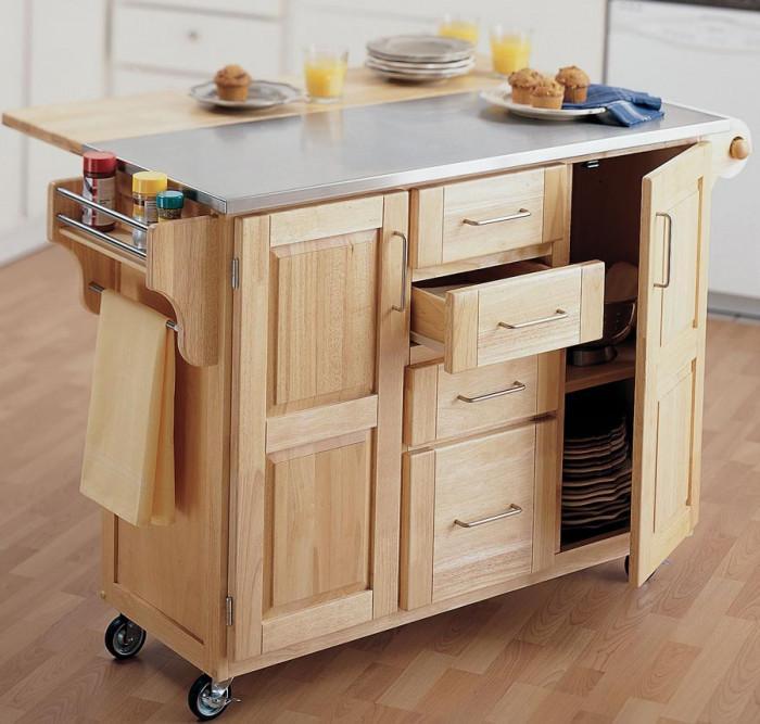 4. Мобилност в кухнята