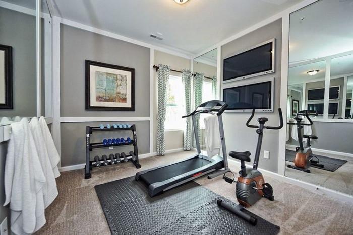 В коя стая да бъде нашия фитнес кът?