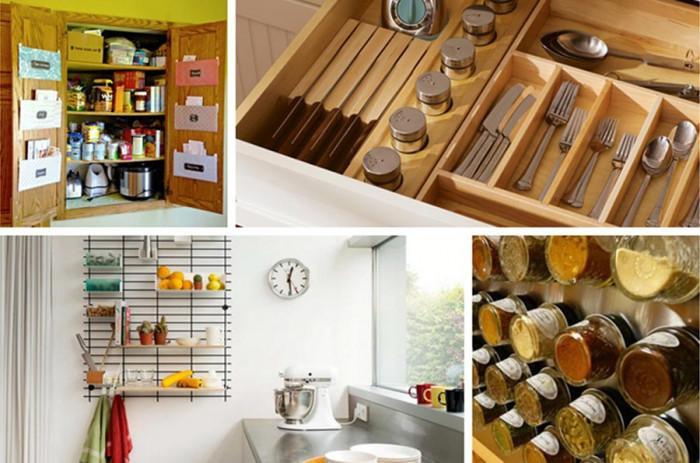 10 невероятни идеи за организация в кухнята