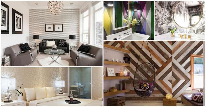 Как да изберем идеалните тапети за по-стилен и красив дом?