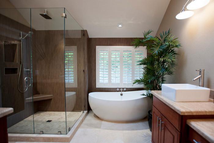 Свободностоящата вана - необходимото подобрение у дома