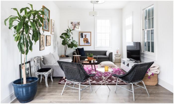 Екологични домашни аксесоари и мебели
