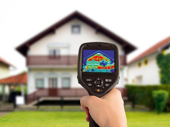 Термовизионна камера за бързо откриване на проблеми