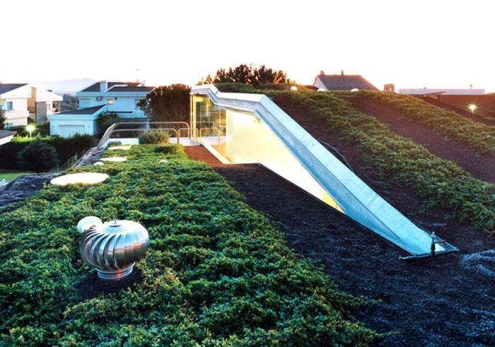Красива и практична градина на покрива