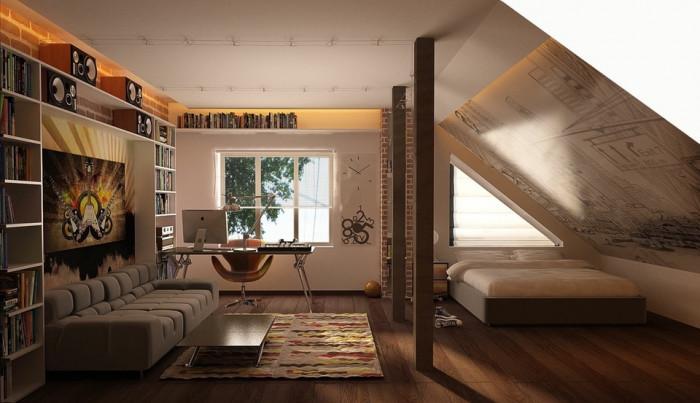 Спалнята, съхранила в себе си интимност в приглушена светлина