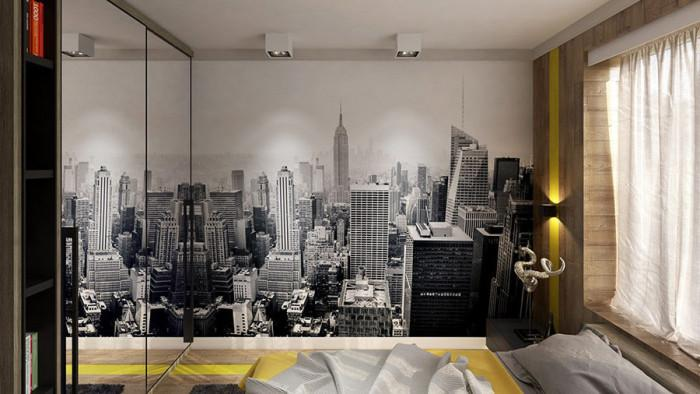 Фототапетите са артистично решение за спалнята