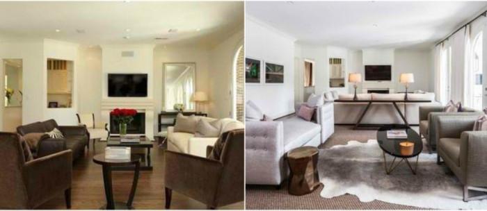 Сменете мебелите - обновете дневната!