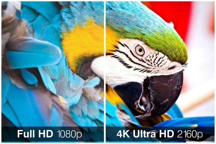 Открийте разликите: Full HD изображение срещу 4K Ultra HD