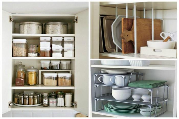 Подобрете реда в кухнята на микрониво