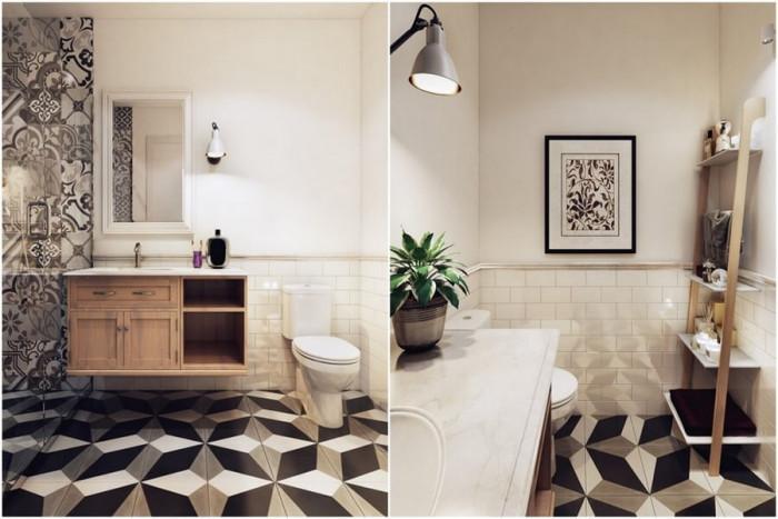 Стилна баня през погледа на класическото