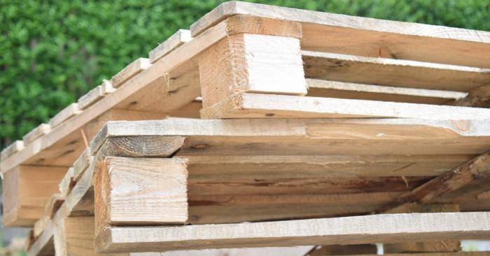 Кой вид палети е удачно да изберем за направата на градински мебели